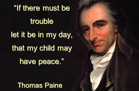 Common Sense Thomas Paine Quotes Gorgeous Thomas Paine Quotes Time Makes More Converts Than Reason