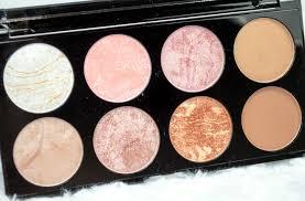 makeup revolution golden sugar ultra blush palette