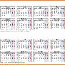 Reference 2017 Biweekly Payroll Calendar Template Excel | Najafmc.com