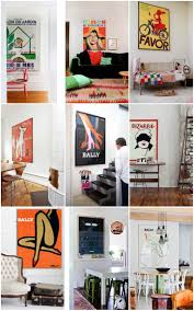 Decorating Room With Posters 17 Best Ideas About Hanging Posters On Pinterest On The Double