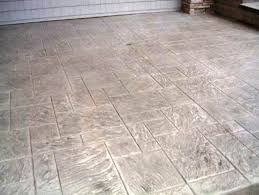 stamped concrete driveway stamped concrete overlay29