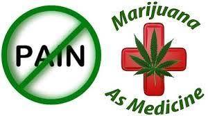 medical marijuana tincture for pain
