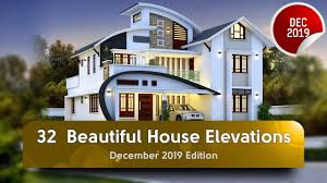 New Model House Design 2019 2019 Kerala Home Design And Floor Plans