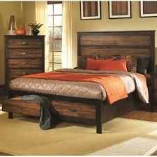 california king wood bed. Beautiful King Brown Wood Bed And California King W