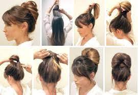 Интересные и стильные укладки получаются из волос средней длины. Vysokie Pricheski Na Srednie Volosy Svoimi Rukami