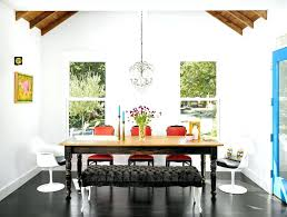 round chandelier over rectangular table 8 lighting ideas for above your dining table chandelier while chandeliers have chandelier rectangular table