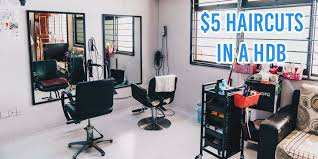 4 home based hair salons in singapore