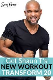 shaun t s transform 20 workout will scorch fat help flatten your stomach and