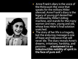 the diary of anne frank unit 13  anne frank s diary is the
