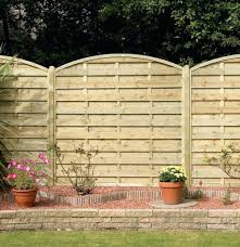 image of fence panels wood gardenwooden garden fencing northern ireland wooden