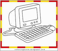 33 Astonishing Ideas Of Computer Coloring Pages Best Of Coloring Page
