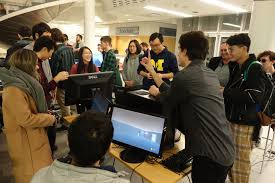 Eastern Michigan University Game Design Students Develop Games Build Audiences In Largest Computer