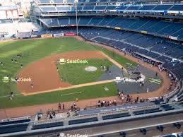 Yankee Stadium Grandstand Level 428 Seat Views Seatgeek