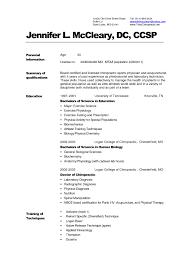 Medical Resume Templates Sample Medical Assistant Resume Objectives