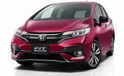 2018 ford interceptor utility. fine ford 2018 honda fit facelift revealed japanese microsite autoevolution with  regard to and ford interceptor utility