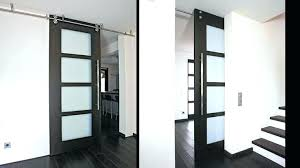 interior barn doors contemporary frosted glass barn. Sliding Interior Barn Doors Contemporary Frosted Glass R
