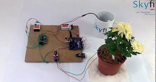 1 smart irrigation system using iot