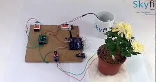 1 smart irrigation system using iot