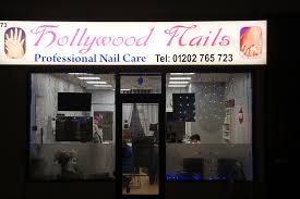 hollywood nails 73 poole road westbourne bournemouth dorset by alwyn ladell