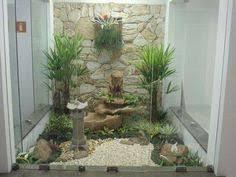 Small Picture Modern Landscape Indoor Garden Jimbaran Bali Indonesia Residence