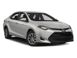 New 2017 Toyota Corolla L