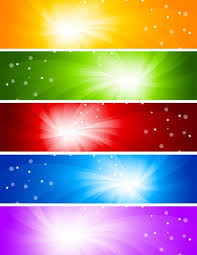free banner backgrounds glare banner background vector graphics free vector in adobe