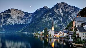 Priscilla Benson on the desktop | Hallstatt, Q 1884335154