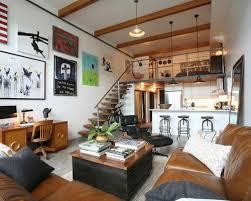 Vibrant Loft Apartment Ideas Cool Design Decorating Apartments