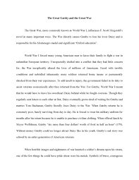 gatsby essay cover letter example of a great essay example of a  cover letter example of a great essay example of a great essay cover letter examples of