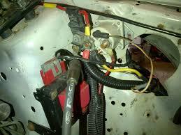 mustang starter relay wiring diagram wiring diagram 1990 mustang starter solenoid wiring diagram diagrams