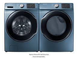 blue washer and dryer.  Blue Front Load Washer Intended Blue And Dryer T