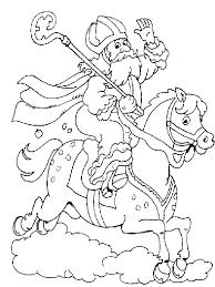 Luxe Sinterklaas Paard Kleurplaat Krijg Duizenden Kleurenfotos