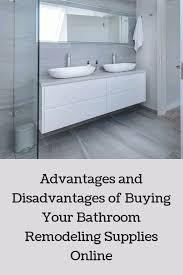 bathroom remodeling supplies. Beautiful Bathroom AdvantagesandDisadvantagesofBuyingYourBathroomRemodelingSupplies Onlinepng Throughout Bathroom Remodeling Supplies
