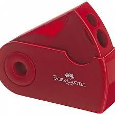 <b>Точилка с контейнером</b> Faber Castell Sleeve с 2 отверстиями ...