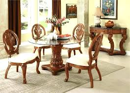 round glass dining table and chairs glass dining room sets for 4 round glass top dining