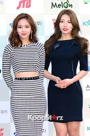 Miss A Fei Jia Min Suzy Attends The 3rd Gaon Chart Kpop