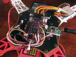 upgrading my quadcopter from kk2 0 to apm 2 5 drone rss com arduflyer installed wire ties
