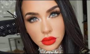 makeup clic holiday glam 2016 carli bybel