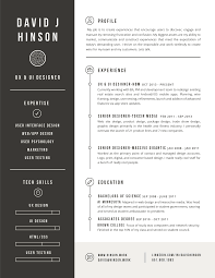 View Resume Hd Ux