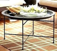 tray top coffee table tray top coffee table tray top table round tray top coffee table