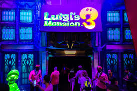 Nintendo's e3 2019 booth was perched inside the la convention center's south hall this year, sporting several demo areas for luigi's mansion 3, pokemon sword and shield, the legend of zelda: Inside Nintendo S E3 2019 Booth Cnet
