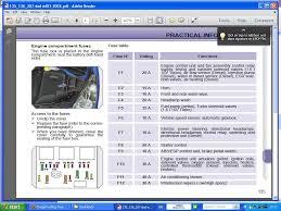 peugeot 207 fuse box fault wiring diagram for you • peugeot 207 fuse box wiring diagram source rh 16 1 2 logistra net de peugeot 308