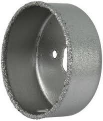 <b>Коронка</b> кольцевая <b>карбидная</b> по кафелю 25x25 мм <b>FIT</b> 16563 ...