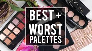 good makeup palettes. 5 best + worst: eyeshadow palettes | what\u0027s hot or not?! |jamiepaigebeauty - youtube good makeup palettes l
