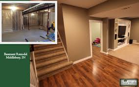 basements remodeling. HomeWorks Basement Remodel Basements Remodeling