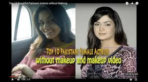 top 10 beautiful stani actress without makeup fashion and