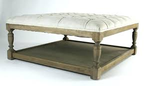 square leather coffee table square leather coffee table image of large tufted leather ottoman coffee table