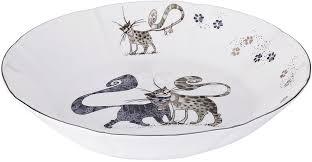 """<b>Тарелка Lefard</b> """"Котики"""", диаметр 20 см. 264866 — купить в ..."""
