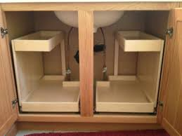 diy pull out cabinet shelves