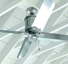 galvanized outdoor ceiling fan all weather ideas steel